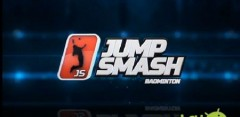 Badminton: JumpSmash