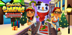 Взлом Subway Surfers Лондон