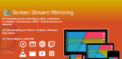 Screen Stream Mirroring Pro
