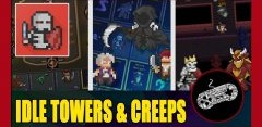 Idle Towers & Creeps