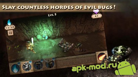 Bugs Invasion 3D 1.1