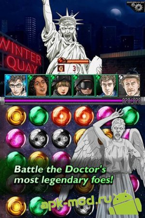 Doctor Who: Legacy 1.0.1