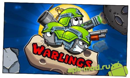 Warlings Battle Worms 2.2