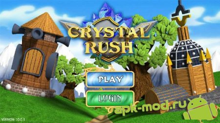 Crystal Rush 1.3.3 (Online)