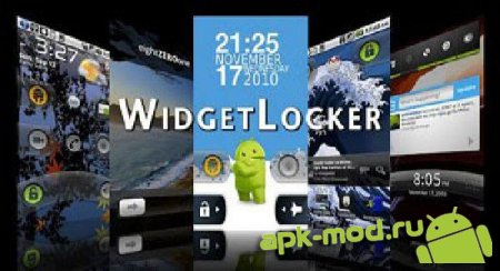 WidgetLocker Lockscreen 2.4.3 Final (PROPER)