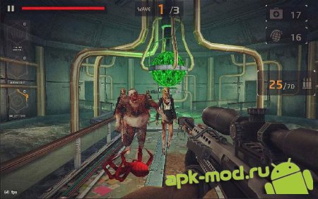 ZOMBIE RIPPER 1.0 Mod (Unlimited Gold)