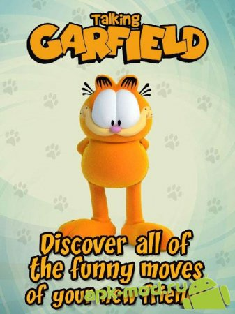 Talking Garfield 2.0.4.1