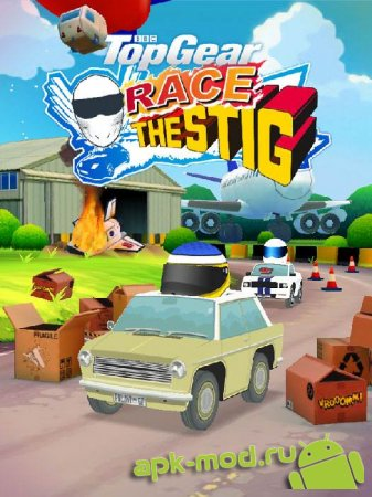 Top Gear: Race the Stig 1.2.2 Мод (Unlimited Nuts & Spanners)