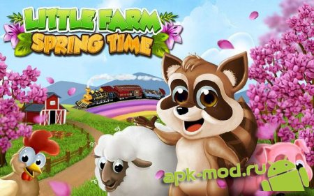 Little Farm Spring Time 1.0.0