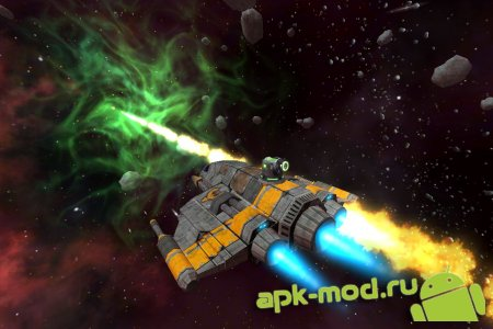 Galaxy on Fire 2 � Supernova ������� apk �� Android (���������� ������, mod)