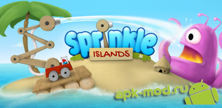 Sprinkle Islands ������� apk �� Android (���������� ������, mod)