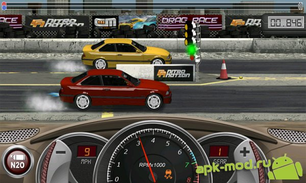 Download game drag racing 4x4 mod