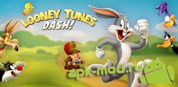 Мод Looney Tunes Dush на андроид