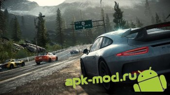 Need for Speed: Rivals на андроид