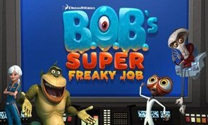 Взломанная B O B s Super Freaky Job - странный монстр