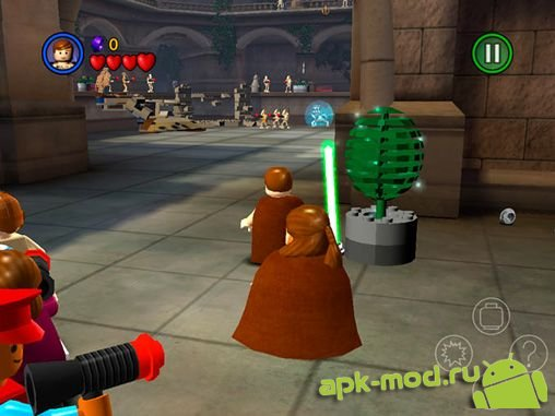 LEGO Star Wars: The Complete Saga для Android - Лего ...