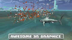 Скачать Shark Simulator 2016 на Android - съедай людей