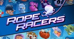 Rope Racers на Андроид - гонки на канатах