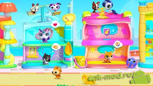 Приложения в Google Play – My Wild Pet: Online …
