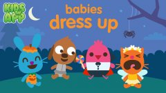 Sago Mini Babies Dress Up